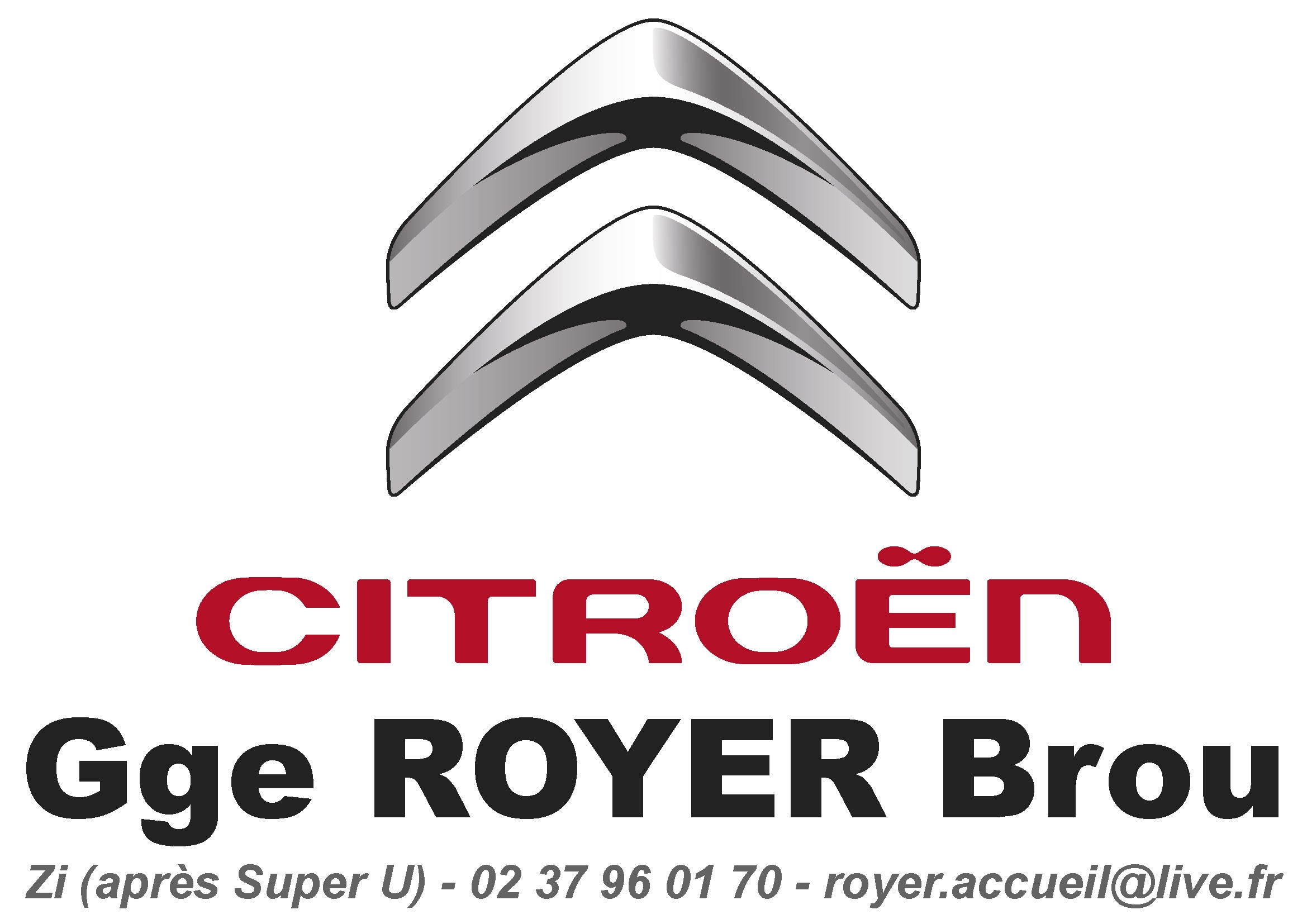 logo garage royer
